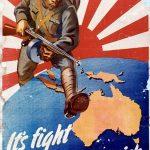 Australian poster, WWII