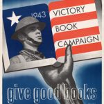 Poster for the US Victory Book Campaign, 1942-43