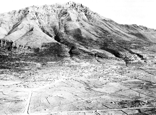 Monte Sammucro and San Pietro, Italy, on the Winter Line (US Army Center of Military History)