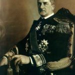 Adm. Miklós Horthy, Regent of Hungary in WWII (public domain via Wikipedia)