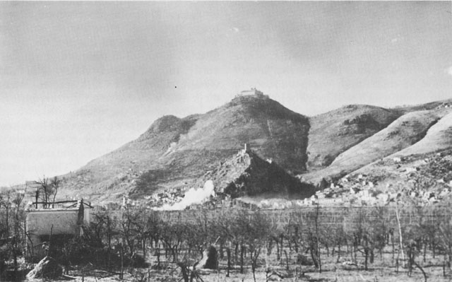 Monte Cassino (US Army Center of Military History)