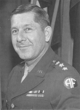 Lt. Gen. Jacob Devers (US Army Center of Military History)