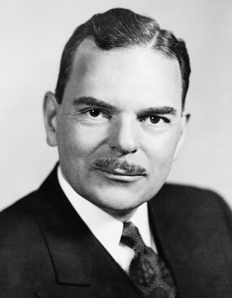 Thomas Dewey, 1948 (US Library of Congress)