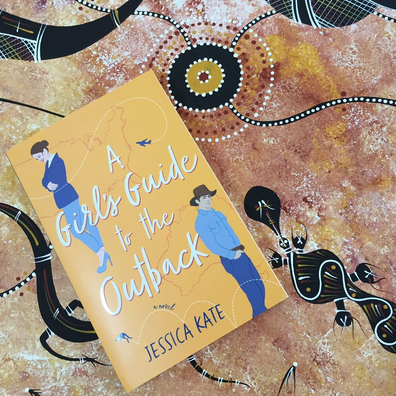 A Girl's Guide to the Outback, by Jessica Kate