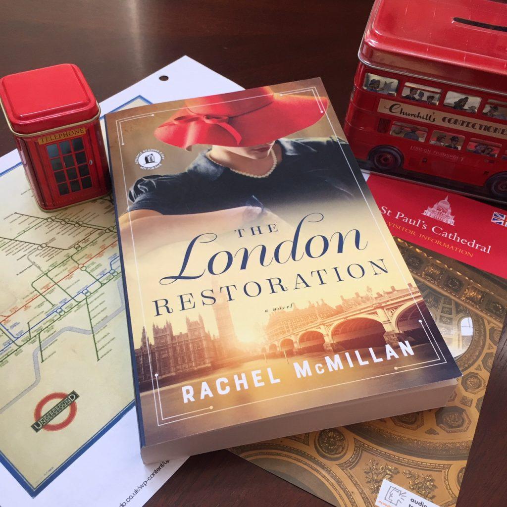 The London Restoration by Rachel McMillan