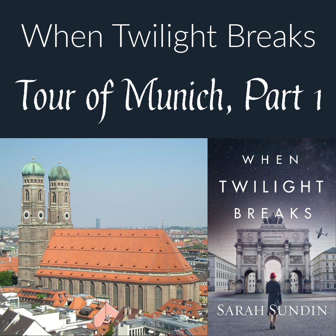 When Twilight Breaks Tour of Munich, Part 1