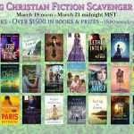 Christian Fiction Scavenger Hunt, Spring 2021