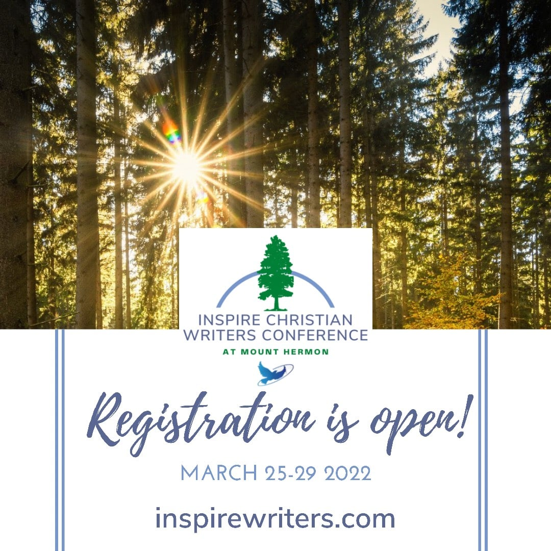Inspire Christian Writers Conference 2022