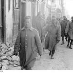 Greek soldiers in retreat in Greece, April 1941 (German Federal Archive: Bild 101I-163-0318-09)