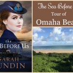To celebrate the release of The Sea Before Us, Sarah Sundin is conducting a photo tour of locations from the novel from her research trip. Today - Omaha Beach