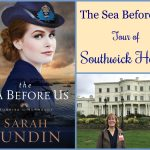 To celebrate the release of The Sea Before Us, author Sarah Sundin is conducting a photo tour of locations from the novel from her research trip to England and Normandy. Today—the historic D-day site of Southwick House!