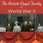 The British Royal Family in World War II